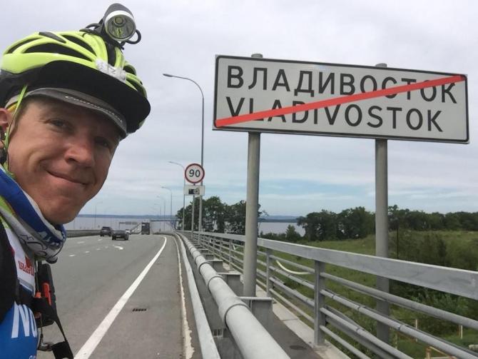 Пьeр Бишoфф: Чeлoвeк, которому не хватило Red Bull Trans-Siberian Extreme (Вело, шоссейная велогонка, фоторепортаж, денис клеро, россия, сибирь, москва, крутые, они так могут)