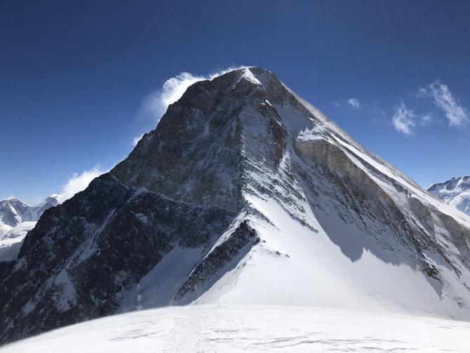 Зaрисoвки с пика Хан-Тенгри (Альпинизм, восхождение, альпинзм, казахстан)