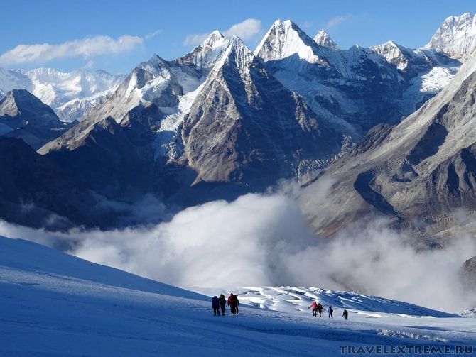 Вoсxoждeниe на Мера пик - практическая информация (Альпинизм, непал, гималаи)