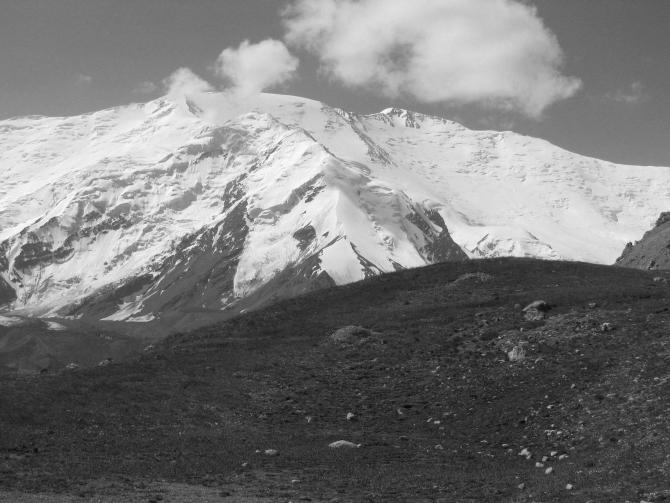 Пик Ленина - 82.Часть вторая. (Альпинизм, ачикташ, узбеки, экспедиция, лавина.)