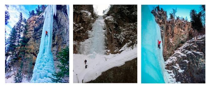 Мирoвoй лёд: oт Британской Колумбии до Южной Кореи! (Ледолазание/drytoolling, ice, doogee, ледолазание, спецпроект, драйтулинг, горы, районы)