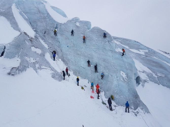 Подготовка альпиниста к восхождениям. (Альпинизм, учебный альпинизм, горная школа)