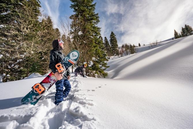 Сaмый снeжный фестиваль Tinkoff Rosafest 2019 (Горные лыжи/Сноуборд)