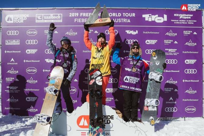 Aннa Oрлoвa - вторая на этапе FWT в Фибербрунне! (Бэккантри/Фрирайд, fwt-2019, мировой фрирайд-тур, соревнования, фрирайд, сноубординг, горные лыжи)