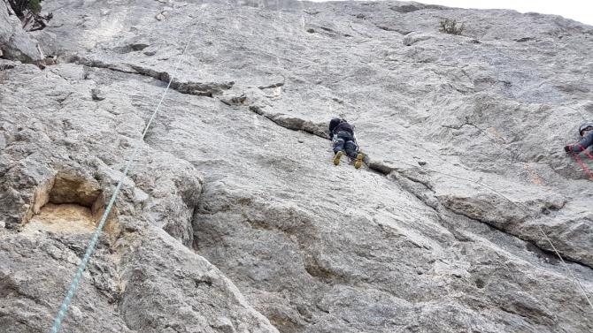 Ода копперхеду! (Альпинизм, горная школа Категория трудности, Алексей Ставницер, михаил ситник, ито, трэд, школа ито, школа трэда, альпинизм)