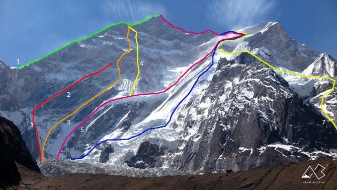 «Красивая гора, красивая линия - мы постараемся сделать это в красивом стиле », - Адам Белецкий об экспедиции на Аннапурну (Альпинизм, аннапурна, северо-западная стена, Феликс Берг)