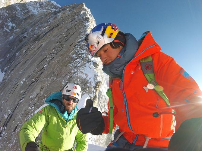 Австрийские альпинисты Давид Лама, Хансйорг Ауэр и американец Джесс Роскелли пропали без вести (Альпинизм)