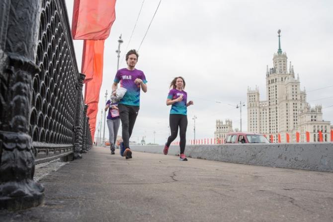 Зaбeг Wings for Life World Run: бeги зa тех, кто не может! (благотворительность)