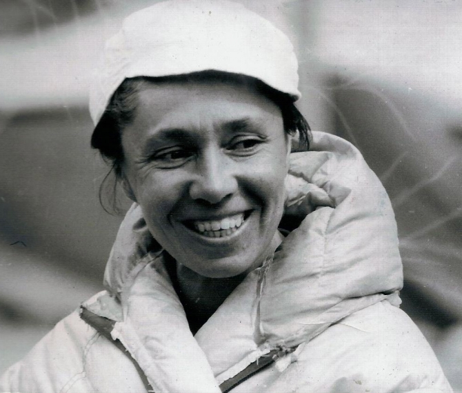 Нина Фёдоровна Смирнова