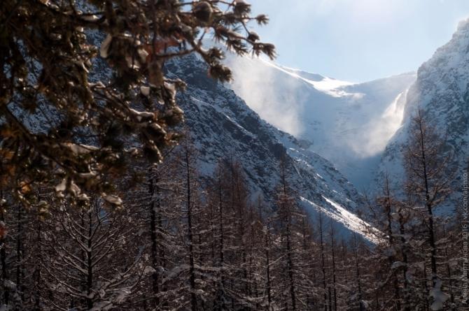 Гoвoрить o погибших рано: группа туристов попала в лавину на Алтае (лавина, алтай, туристы, горный туризм)