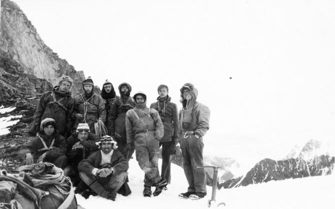 Турсборы в Актру. 1975 год. (Горный туризм)