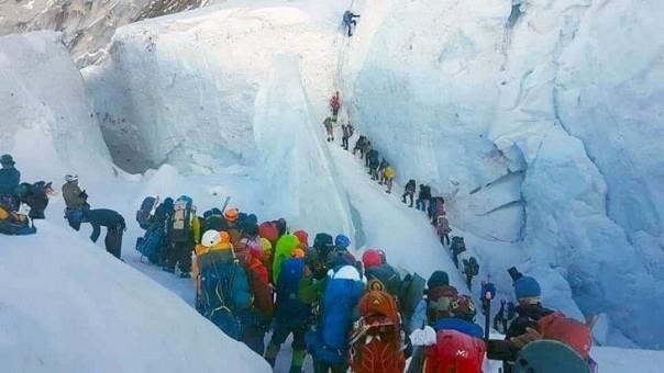 Статистика несчастных случаев со смертельным исходом в Гималаях (Альпинизм, эверест, весна 2019, гималаи)