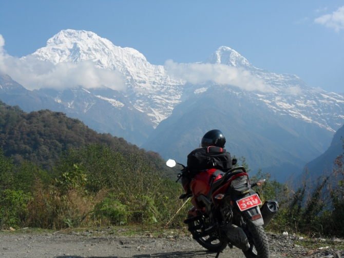 Весенний Непал (Путешествия)