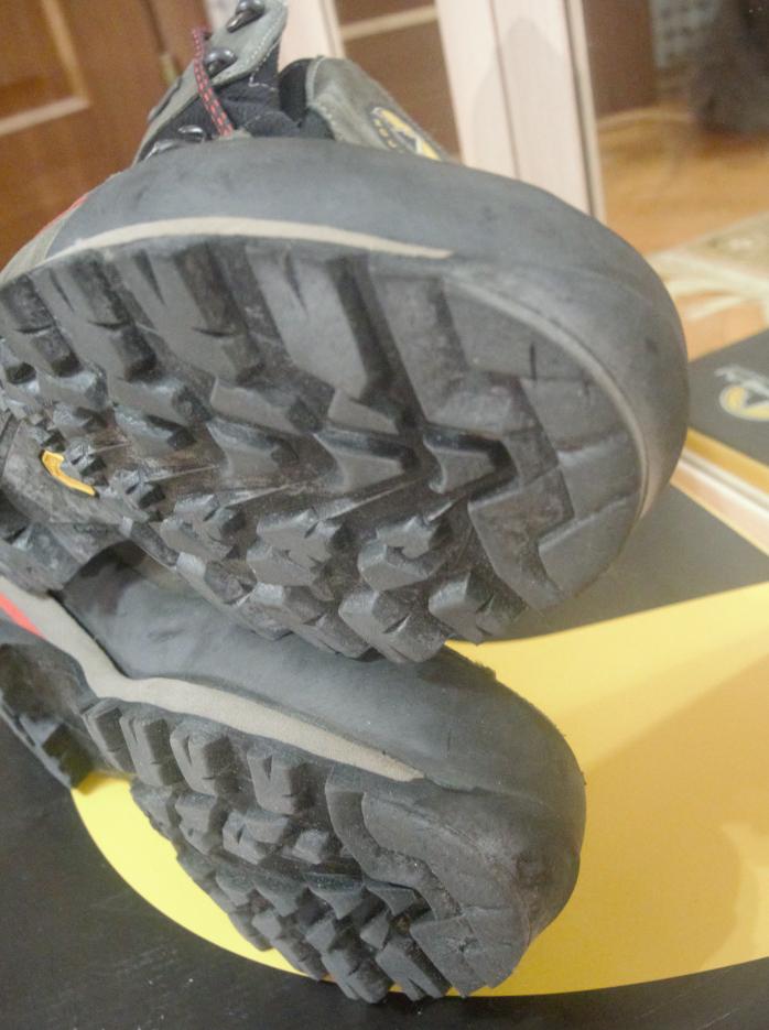 945f5f0a Трекинговые ботинки La Sportiva — Risk.ru