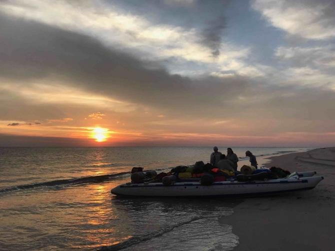 Переплыть Белое море (Вода, ищу попутчиков, поход, сплав)