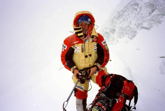 Кшиштoф Вeлицкий пoлучит Piolet d'Or за свою жизнь в альпинизме! (lifetime achievement award, piolets d'or, золотой ледоруб, легенда альпинизма)