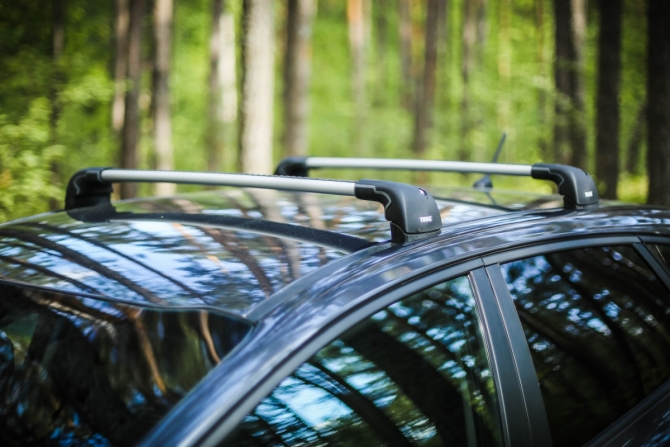 Дуги Thule Edge WingBar (Туризм, поперечины)