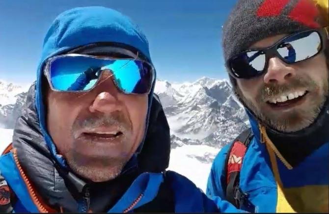 Первопрохождение на Чамланг (7321 м). Линия «НЛО» (Альпинизм, марек холечек, зденек хак)