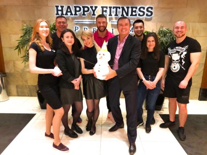 Измаков Сергей Геннадьевич, генеральный директор HAPPY Fitness: «Наша цель — быть лидерами» (Воздух)