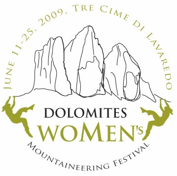 Беларуски на Dolomites Women Mountaineeering Festival. (Альпинизм, minskonsight, dolomites women 2009, беларусь)