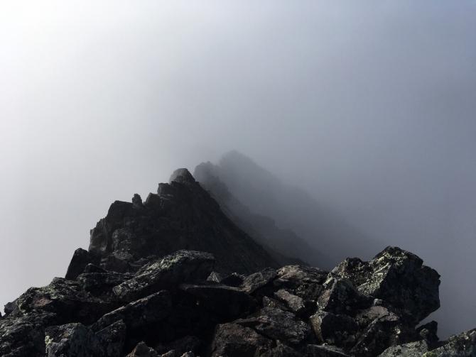 На вершину Аган в горах Джел-Урекчен, (Туризм, туризм, альпинизм, колыма, магадан, горы)