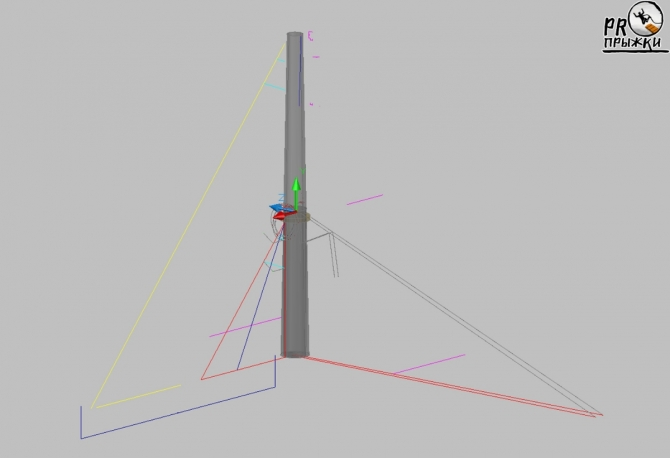 Моделирование прыжковых систем (Ropejumping)