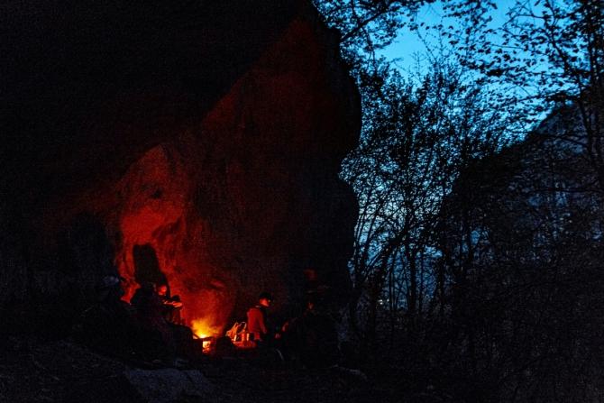 День 5. Пещерные люди. (Туризм)