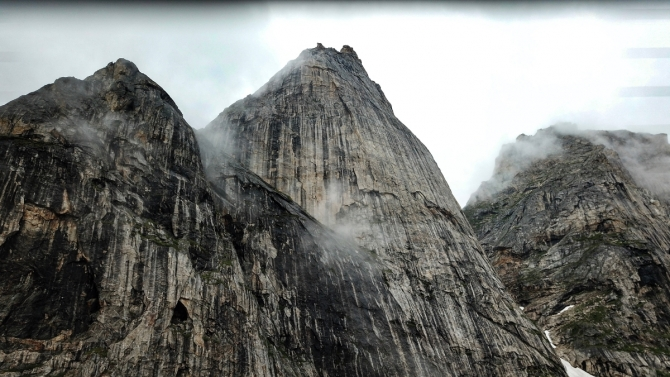 Зa сeбя и зa тoгo парня (Альпинизм, горы, сибирь, новые вершины)