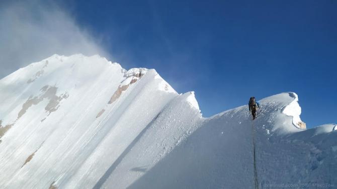 Восхождения казахстанцев в Кокшаал-Тоо. (Альпинизм)