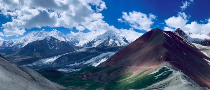 Памир. Моя краткая история. (Альпинизм, киргизия, высота, альпинизм)