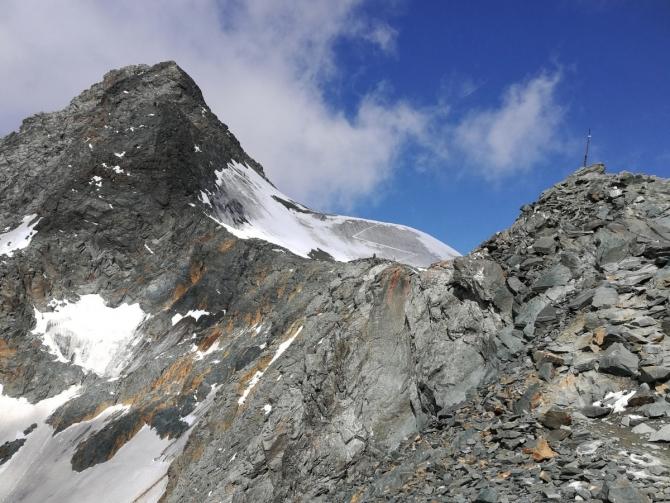 Австрия, Grossglockner, 3а, сентябрь (Альпинизм)