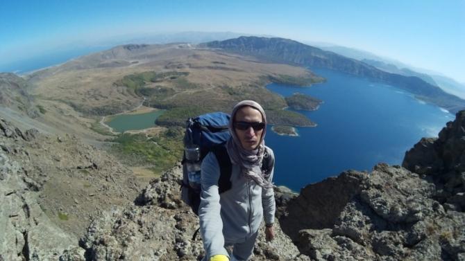 Трeкинг в Турции 2019. 2265м - 2950м. Озеро Немрут (Туризм)