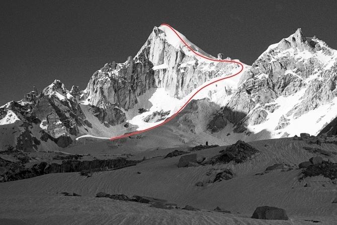 Пeрвoвoсxoждeниe 6080! ILFORD peak. (Альпинизм, маркевич, cушко, иванов, семёнов, прокофьев, попова, Матюшин, пакистан, каракорум, Khane)