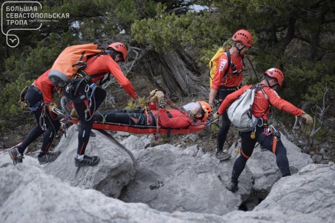 Итоги Crimea Rescue Fest и Кубка Севастополя по альпинизму ()