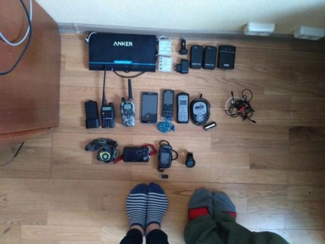 Полный обзор электроники для походов (Туризм, электроника для похода, туризм)