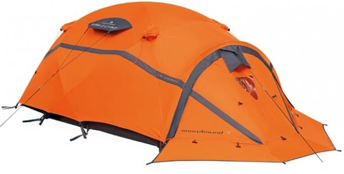 Палатка Ferrino Snowbound 3 (8000). Кто ходил с такой? Мнение (Альпинизм, палатки для высоты, экспедиционные палатки)