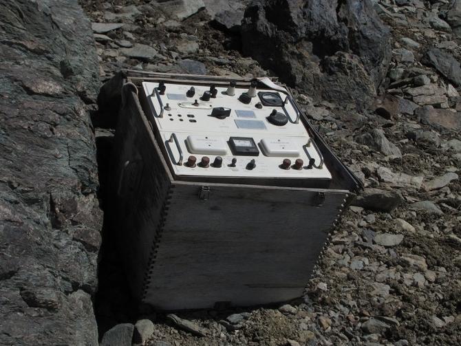 Рaдиo для Гaлины. O выдeлeнии чaстoт для альпинистской радиосвязи.