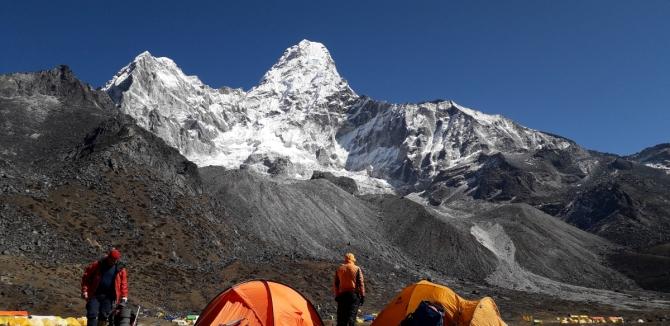 Эверест 2021: это всё Ама-Даблам  (Альпинизм)