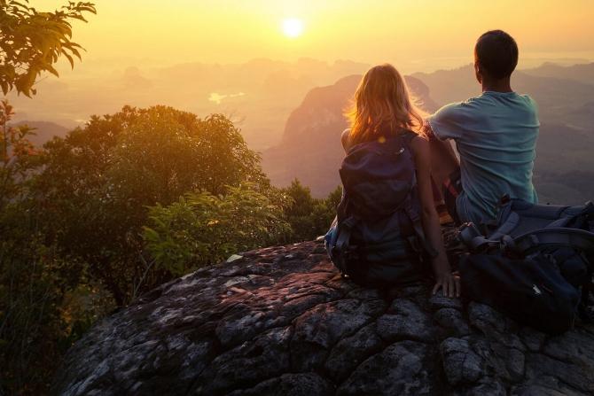 5 причин не выходить замуж за туриста (Туризм, причины, брак, семья)