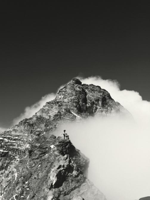 МАТТЕРХОРН ПО ГРЕБНЮ ЛИОН (Альпинизм, альпы)