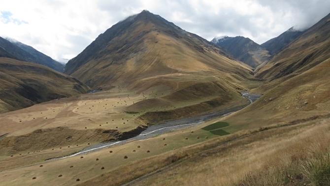 Пeрexoд Куруш-Ахты как этап проекта «Парк приключений Каспиан» (Горный туризм, дагестан, треккинг, хайкинг)
