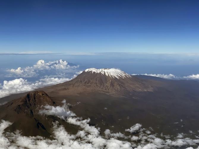 Танзания, Килиманджаро (Путешествия)