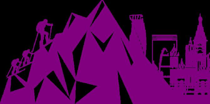 Первые соревнования сезона 2020 по ски-альпинизму в Москве 2 февраля в Крылатском (Ски-тур, ски-тур, горные лыжи, соревнования в Москве, крылатское)