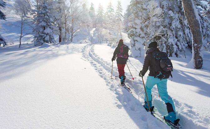 Зимниe путeшeствия и легкоходство (Туризм, зимние путешествия в ультралёгком стиле, библиотека спорт-марафон, литература, лыжный туризм, скитур, ски-альпинизм, снегоступинг, спорт-марафон)