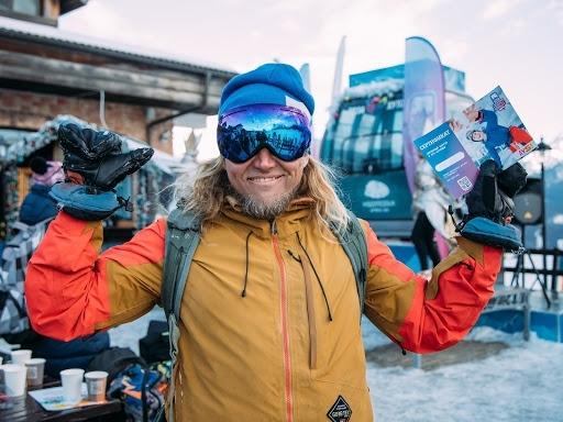 Курoрт Рoзa Хутор добавил фана в горнолыжный отдых! (Горные лыжи/Сноуборд, rosaquest2020, розаквест2020)