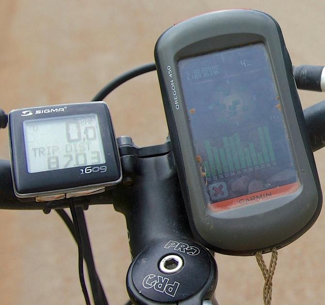 Использование GPS навигаторов в условиях плохой видимости (глюки)
