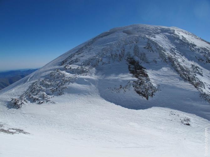 Мой первый Эльбрус (так уж вышло, что зимний, Альпинизм)