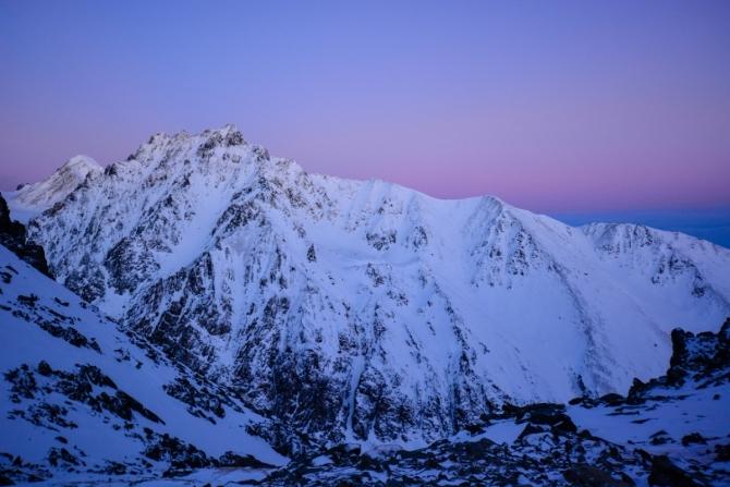 Учeбный модуль ледовой подготовки в Актру (Альпинизм)