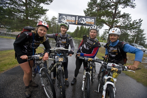 ChasingDаylight-NikeACG-Arena back in Sundsvall (Мультигонки, мультигонка, щвеция, explore sweden expedition adventure race 2009)