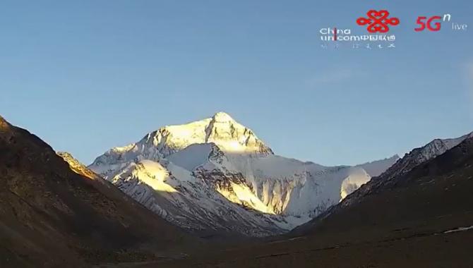 Мобильная сеть 5G на северной стороне Эвереста. Коронавирус не остановит великий Китай. (Альпинизм)